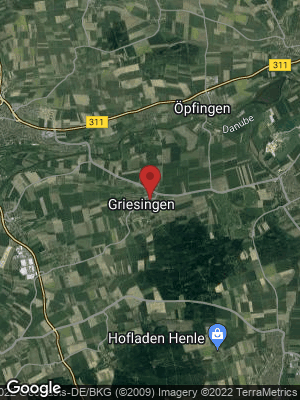 Google Map of Griesingen