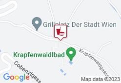 Buffet im Krapfenwaldlbad - Karte