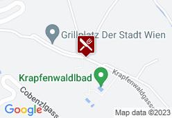 Restaurant im Krapfenwaldbad - Karte