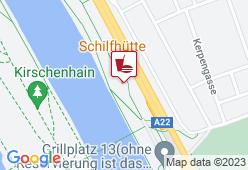 Schilfhütte - Karte