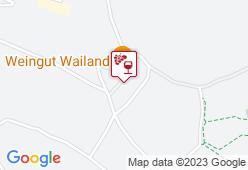 Weingut Wailand - Karte