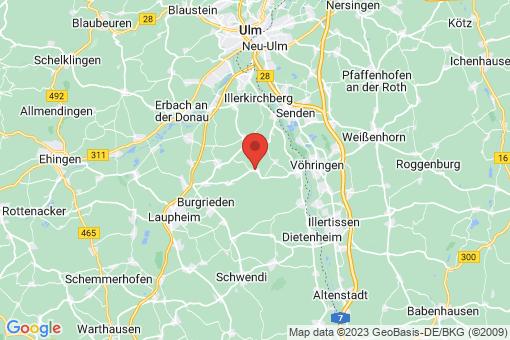 Karte Schnürpflingen
