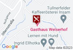 Welserhof - Karte