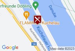 Restaurant Flamingo - Karte