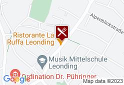 Leondinger Stadtwirt - Karte