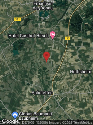 Google Map of Stetten