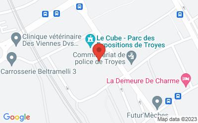 Parc des Expositions de Troyes - Le Cube 20, Rue Gayettes10000 Troyes