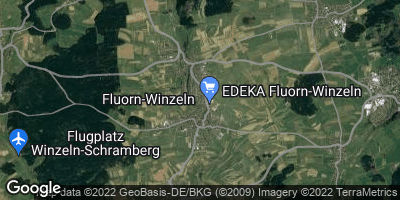 Google Map of Fluorn-Winzeln