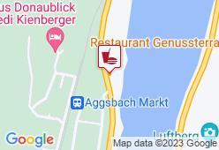 Susi´s Donaustüberl - Karte