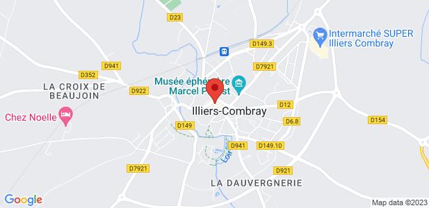 Terrain industriel de 120 000 m² à vendre - Illiers-Combray
