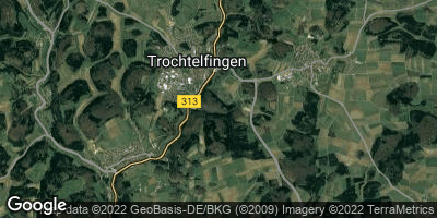 Google Map of Trochtelfingen