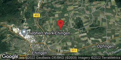 Google Map of Heufelden