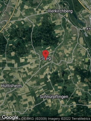 Google Map of Altheim ob Weihung