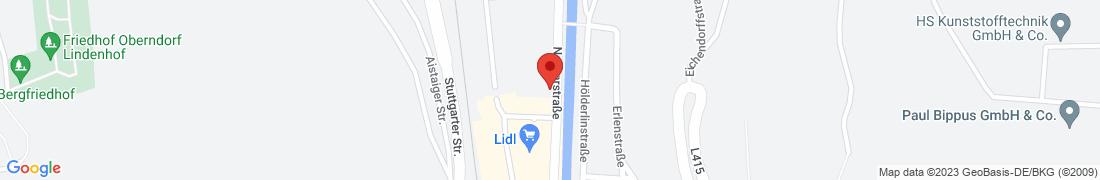 BayWa Agrar Oberndorf Anfahrt