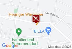 Zum Stammersdorfer Wichtl - Karte