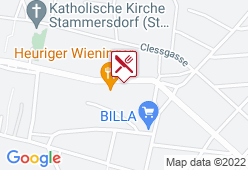 Gasthaus Eisenheld - Karte
