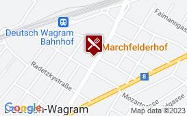 Marchfelderhof - Karte