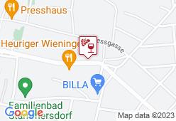 Weinhof Sammer - Karte