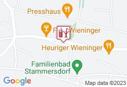 Stammersdorfer Hauptprostamt - Karte
