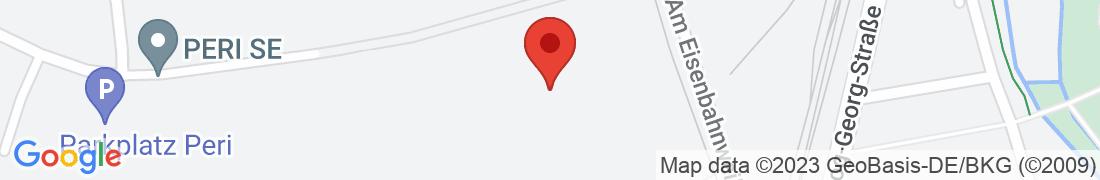 BayWa AG Weissenhorn Anfahrt