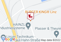 Burger King - Karte