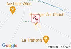 Heuriger Zur Christl - Karte
