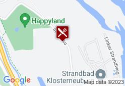 1. Klosterneuburger Tennisverein - Karte
