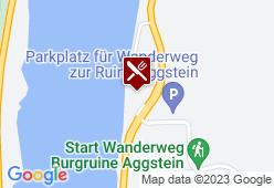 Gasthaus Aggsteinerhof - Karte