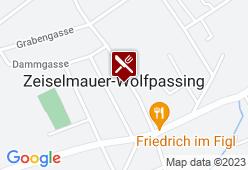 Gasthaus Zeiner - Karte
