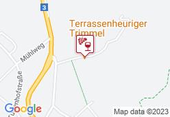 Terrassenheuriger Trimmel - Karte