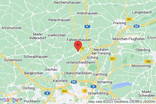 Karte Haimhausen