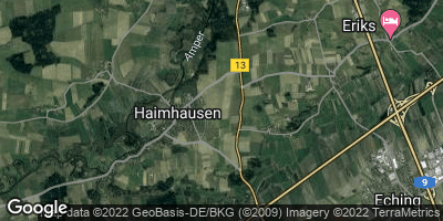 Google Map of Haimhausen