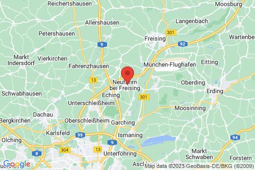 Karte Hetzenhausen