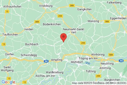 Karte Lohkirchen