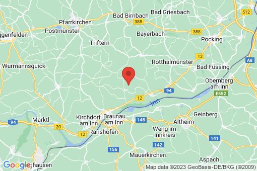 Karte Stubenberg