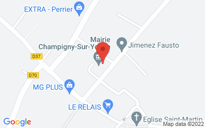 89340 Champigny, France