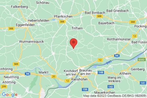Karte Wittibreut