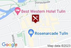 S´Pfandl am Hauptplatz - Karte