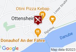 Gasthof zum Schwarzen Adler - Karte