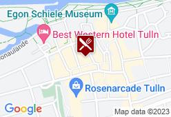 Bio am Platz - Karte