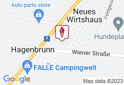 Gelateria Ponticello - G3 Shopping Resort Gerasdorf - Karte