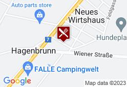 Weinviertel Shop - Karte