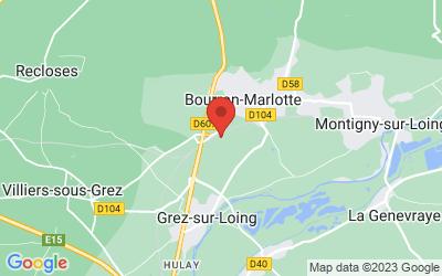 77780 Bourron-Marlotte, France