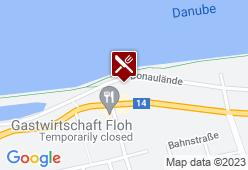 """Gasthaus """"zum Grell"""" - Karte"""