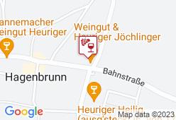 Jöchlinger - Karte