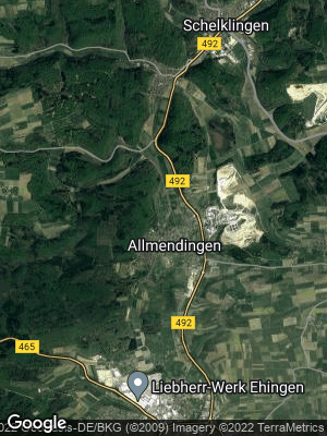 Google Map of Allmendingen
