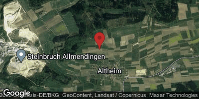 Google Map of Altheim
