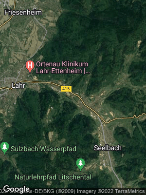 Google Map of Kuhbach
