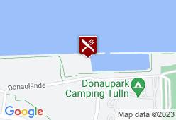 Tennis Club Tulln - Karte