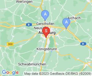 Karte für RS Kickertreff GmbH